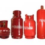 Газовые баллоны металлические НЗГА