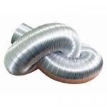 Воздуховоды гофрированные алюминиевые и другие комплектующие