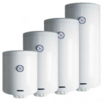 Общий перечень запасных деталей для Электрических водонагревателей