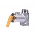Предохранительные клапаны для электрических водонагревателей