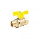 Кран шаровой газовый  11Б27П (1.6МПа) ДУ-15 г/ш