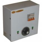 Пульт управления ПУЭКМ - 12 панель нерж. сталь к электрокаменкам ЭКМ до 12 кВт