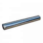 Дымоход d-115мм (оцинковка 0.5мм) L-1.0м