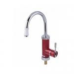 """Кран-водонагреватель КА-031, красный, """"Акватерм"""" (3000Вт, 220В)"""