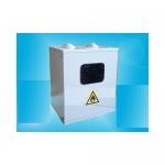 Ящик для счетчика газа G-6 (200мм) разборный (395х400х200мм) ШГС-6-1 серый